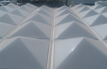 Thermoforming Skylights